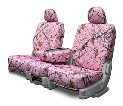 pink seat covers camouflage camo seatcoversunlimited auto ford custom purple f150 accessories