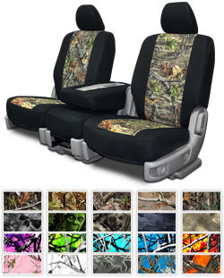 Quality Custom Auto Seat Covers From Unlimited