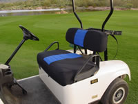 Neoprene Golf Cart Seat Cover