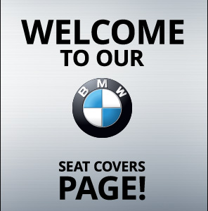 BMW 3 Series Convertible Seat Covers