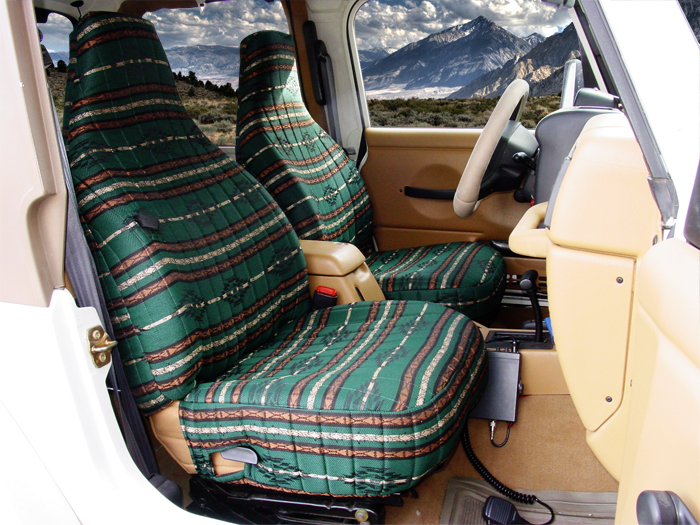 Admirable Aztec Seat Covers Seat Covers Unlimited Machost Co Dining Chair Design Ideas Machostcouk