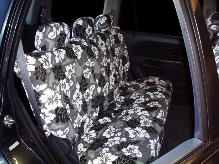 Honda Pilot Installations Hawaiian Seat Covers Unlimited