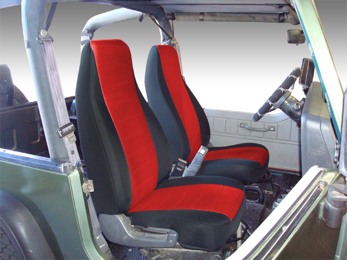 Neoprene Seat Covers | Seat Covers Unlimited on yamaha golf cart seat covers, club car golf cart seat covers, melex golf cart seat covers,