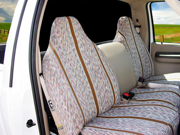 Sensational Saddle Blanket Seat Covers Seat Covers Unlimited Inzonedesignstudio Interior Chair Design Inzonedesignstudiocom