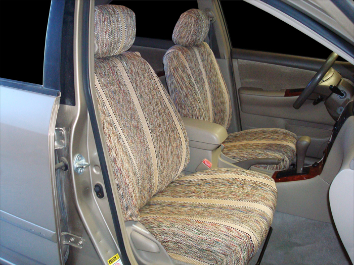 Enjoyable Saddle Blanket Seat Covers Seat Covers Unlimited Alphanode Cool Chair Designs And Ideas Alphanodeonline