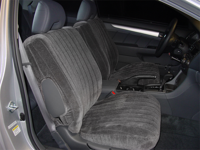 Vel Quilt Seat Covers