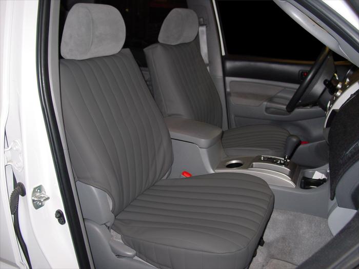 Toyota Tacoma Disconnect Seatbelt