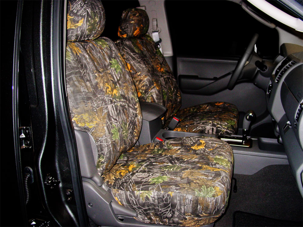 Camouflage Economy Seat Cover