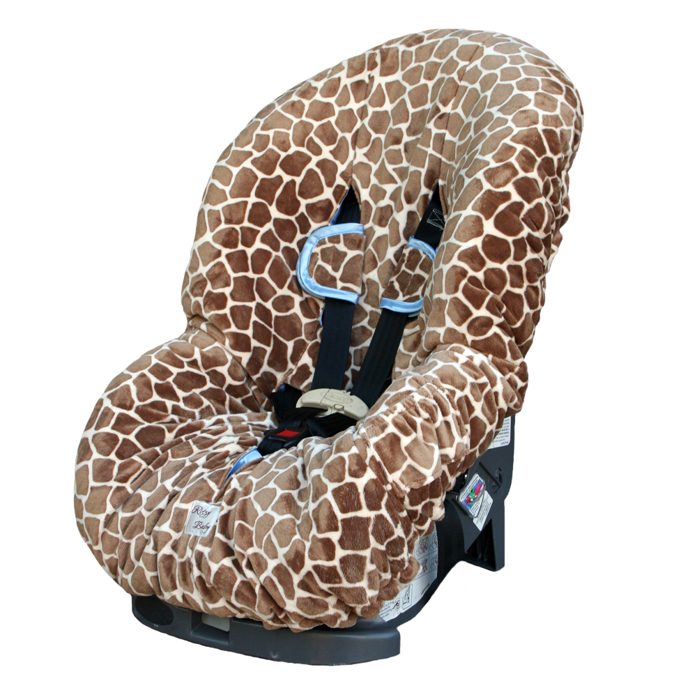 Giraffe Toddler Car Seat Cover Seat Covers Seat Covers