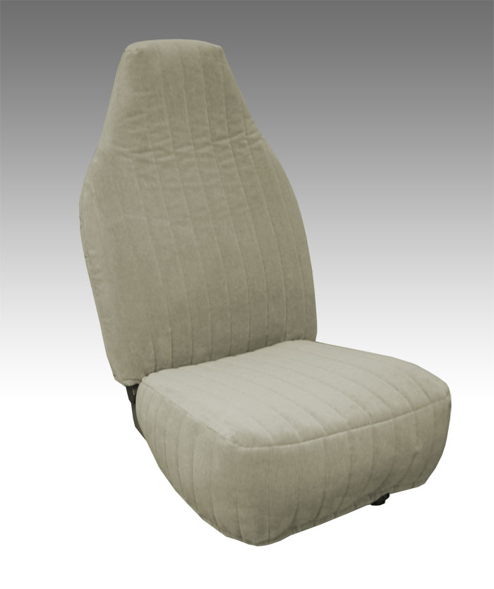 Taupe Coral Seat Covers