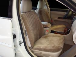 Buick Lacrosse Taupe Madrid Seat Seat Covers