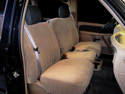 Chevy Avalanche Taupe Dorchester Seat Seat Covers