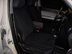 Chevy Hhr Black Scottsdale Seat Seat Covers