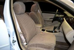 Chevy Impala Taupe No Flecks Scottsdale Seat Seat Covers