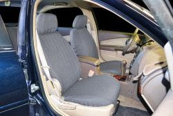 Chevy Malibu Grey Tweed Seat Seat Covers