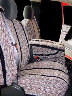 Chevy Silverado Black Saddle Blanket Seat Covers Seat Covers