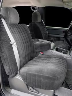 Chevy Silverado Charcoal Dorchester Seat Seat Covers