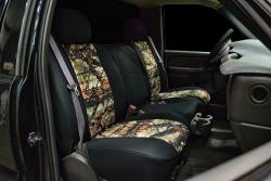 Chevy Silverado Neo Camo True Timber Seat Seat Covers