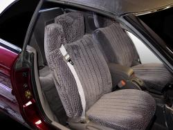 Chrysler Sebring Charcoal Scottsdale Seat Covers