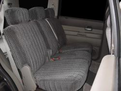 Dodge Durango Charcoal Scottsdale Rear Seat Seat Covers