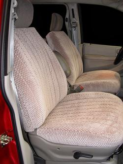 Dodge Grand Caravan Taupe Scottsdale Seat Seat Covers