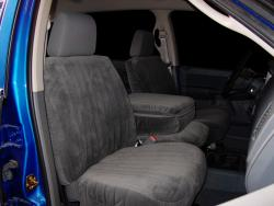 Dodge Ram Charcoal Dorchester Seat Seat Covers