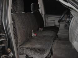 Dodge Ram Charcoal No Fleck Scottsdale Seat Seat Covers
