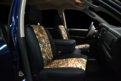 Dodge Ram Neo Camo Advantage Seat Seat Covers