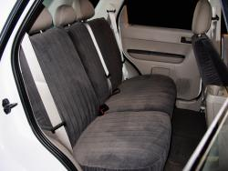 Ford Escape Hybrid Charcoal Dorchester Rear Seat Seat Covers