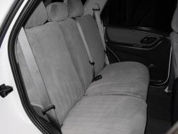 Ford Escape Silver Dorchester Rear Seat Seat Covers