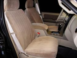 Ford Explorer Sport Trac Taupe Dorchester Seat Seat Covers