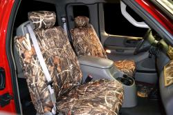 Ford F-150 Advantage Max4hd Camo Seat Seat Covers