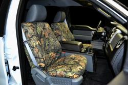 Ford F-150 Camo Superflauge Seat Seat Covers