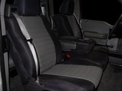 Ford F-150 Charcoal Neoprene Seat Seat Covers