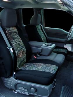 Ford F-150 Neo Camo Seat Seat Covers