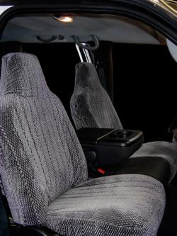 Ford F-350 Charcoal Scottsdale Seat Seat Covers