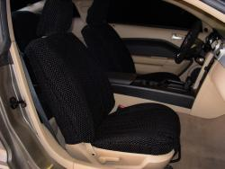 Ford Mustang Black Scottsdale Seat Seat Covers