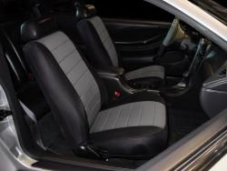 Ford Mustang Charcoal Neoprene Seat Seat Covers