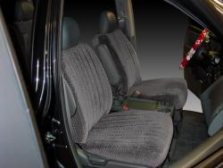 Honda Odyssey Charcoal Scottsdale Seat Seat Covers