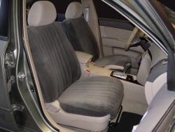 Hyundai Sonata Charcoal Dorchester Seat Covers