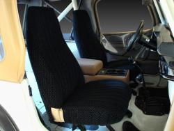 Jeep Cj7 Black No Fleck Scottsdale Seat Seat Covers