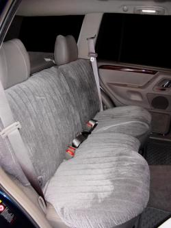 ... Jeep Grand Cherokee Charcoal Regal Rear Seat Seat Covers