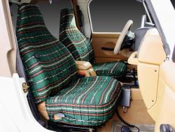 Jeep Wrangler Green Aztec Seat Seat Covers