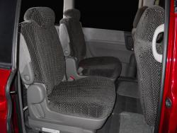 Kia Sedona Charcoal Scottsdale Mid Seat Seat Covers