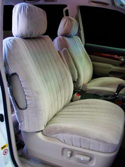 Lexus Gx470 Tan Dorchester Seat Seat Covers