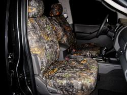 Nissan Frontier Camo Superflauge Seat Seat Covers