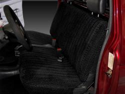Nissan Pickup Black Scottsdale Seat Seat Covers