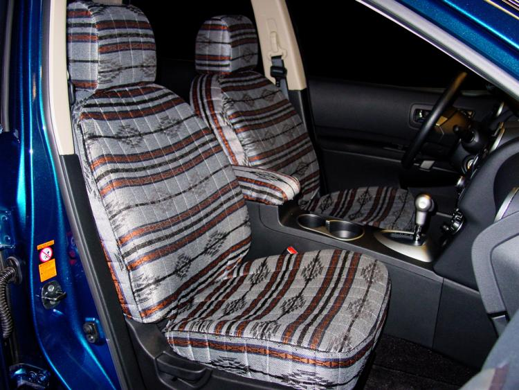 Volvo 240 260 Sedan DL GL GLE Seat Covers