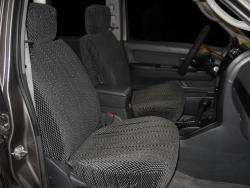 Nissan Xterra Charcoal Scottsdale Seat Seat Covers