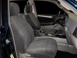 Toyota 4runner Charcoal Dorchester Seat Covers